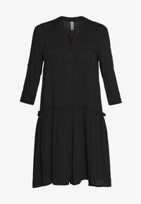 Soyaconcept - RADIA - Shirt dress - black - 5