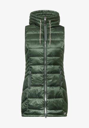 Waistcoat - grün