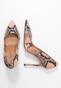 Pura Lopez - Zapatos altos - pink - 3