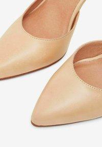 Bianco - BIACAIT - High heels - creme - 5