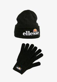Ellesse - VELLY & BUBB SET - Huer - black - 4