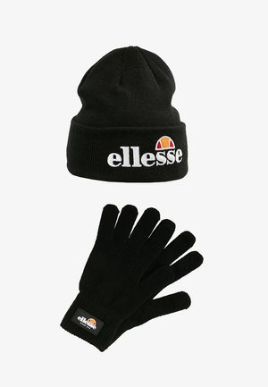 VELLY & BUBB SET - Mössa - black