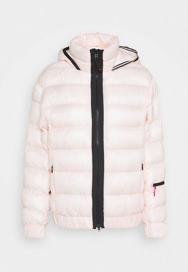 TEA - Zimní bunda - pink