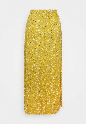IHVERA - Maxi sukně - bronze