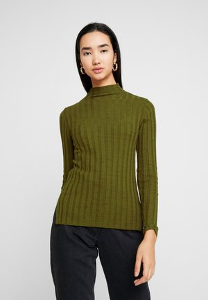 WIDE - Jumper - khaki