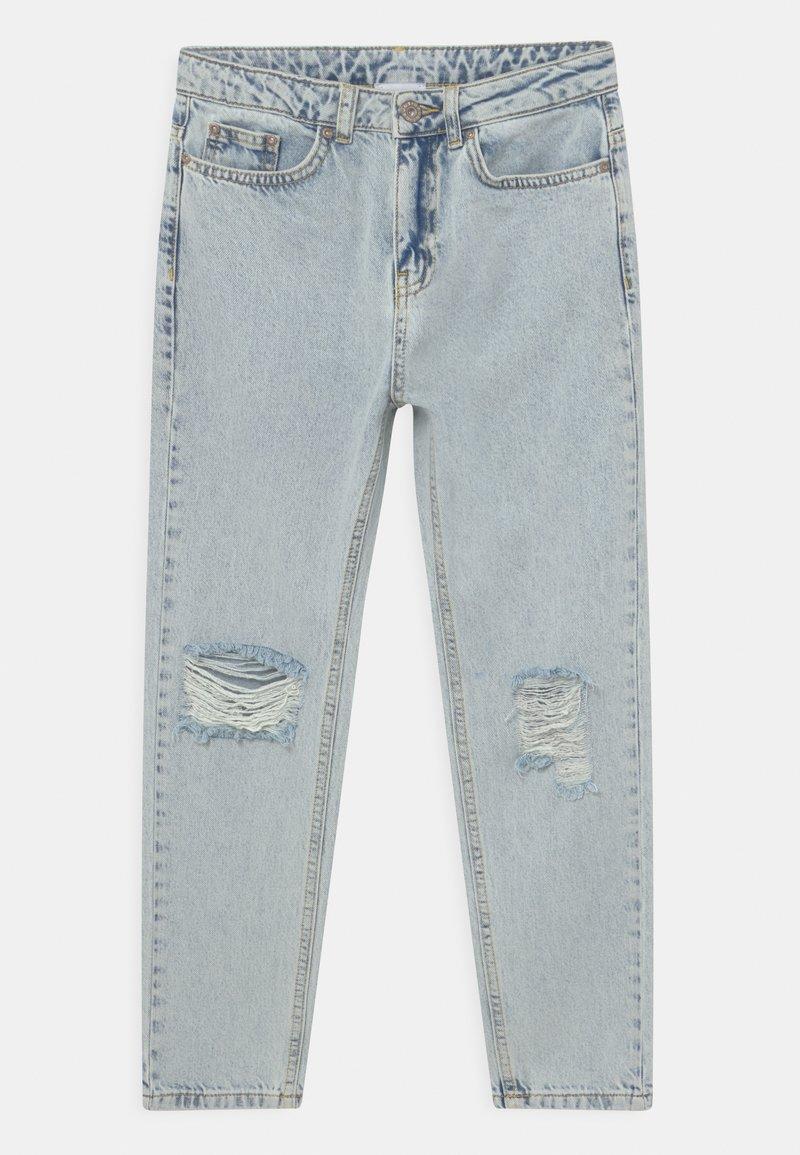 Grunt - MOM DOOP DAMAGE  - Jeans Relaxed Fit - light-blue denim