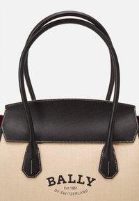 Bally - BALLY SOMMET - Handbag - natura/black - 5