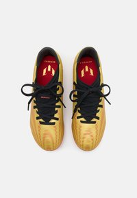 adidas Performance - NEMEZIZ MESSI .3 FG UNISEX - Moulded stud football boots - gold metallic/scarlet/core black - 3