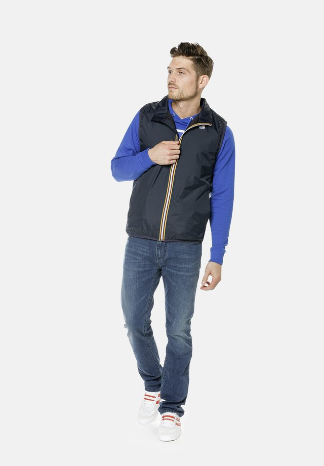 ROULAND WARM - Bodywarmer - deep blue