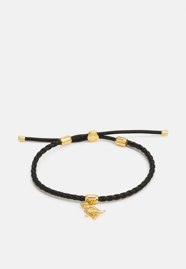 REXY FRIENDSHIP SLIDER BRACELET - Bracelet - bllack