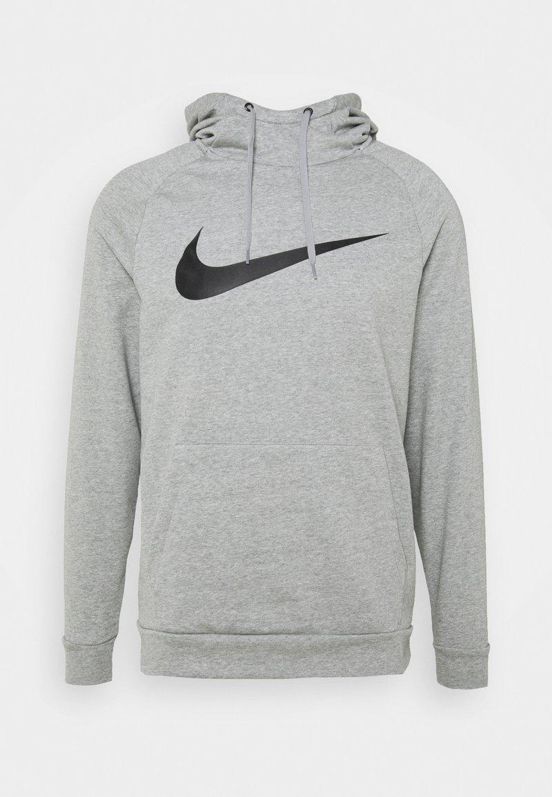 Nike Performance - Jersey con capucha - dark grey heather/black