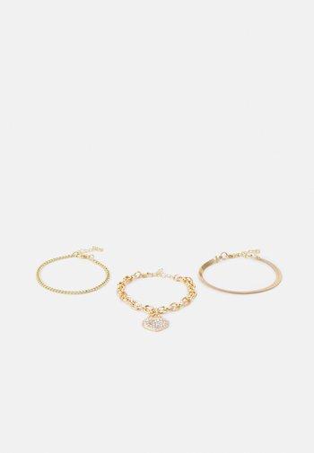 FGBENEDICTE BRACELET 3 PACK - Bracelet - gold-coloured