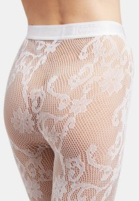 Wolford - Leggings - Stockings - white - 3
