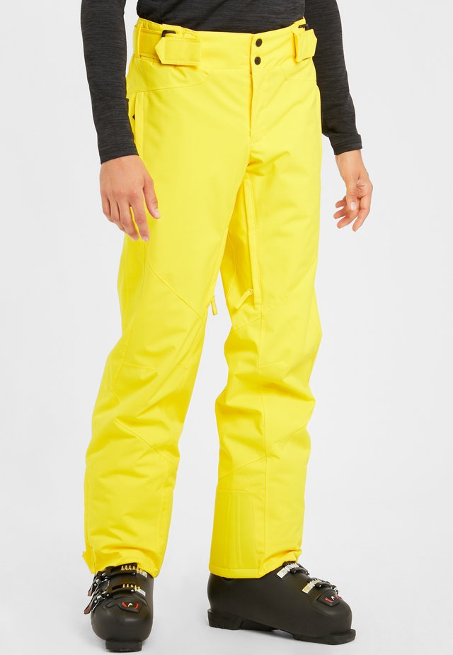 NARDO - Snow pants - yellow