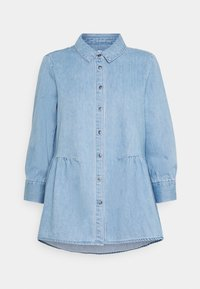 ONLY - ONLMARY CANBERRA AUTHENTIC  - Button-down blouse - medium blue denim - 1