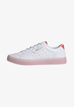 SLEEK - Sneakersy niskie - white