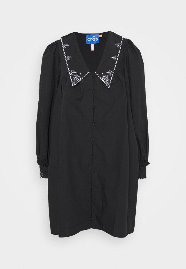 NAYA DRESS - Vapaa-ajan mekko - black