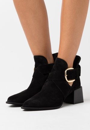 LEA - Ankle Boot - black