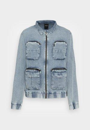 MANOR - Giacca di jeans - pale sunbleach