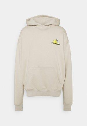 CITRA OVERSIZED HOODIE - Sweatshirt - whisper white