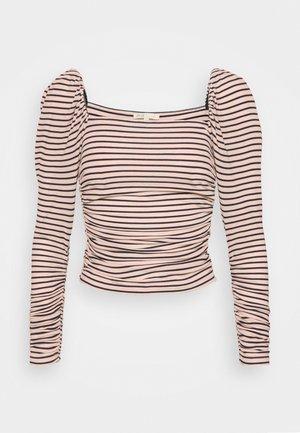 TAKE - Pitkähihainen paita - rose/marine