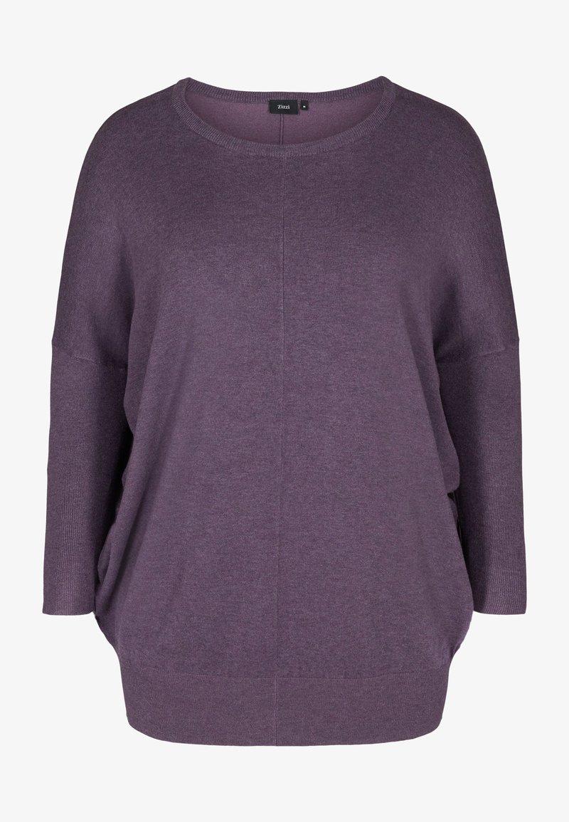 Zizzi - Trui - purple