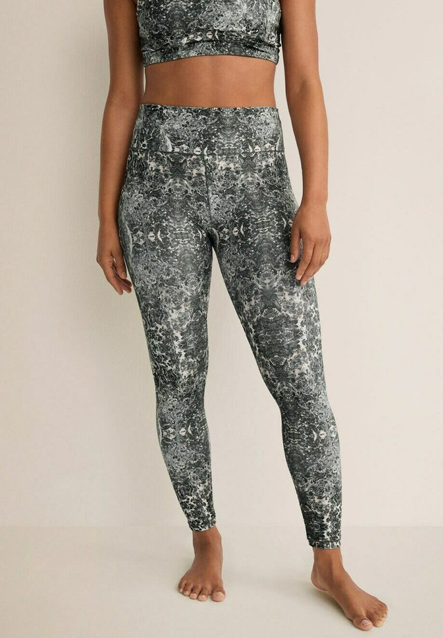 Leggings - gris