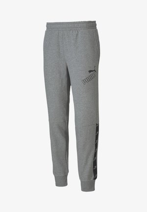 AMPLIFIED PANTS - Pantalon de survêtement - medium gray heather