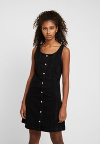 Levi's® - SIENNA DRESS - Dongerikjole - black book - 0