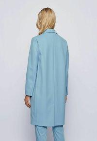 BOSS - Classic coat - light blue - 2