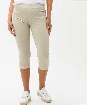 STYLE PAMONA - Trousers - beige, sand, hellbraun