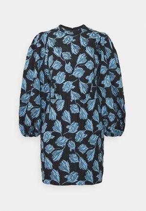 HARRIET SHORT DRESS - Kjole - blue