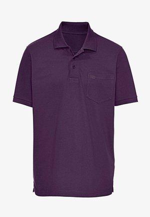 Polo shirt - lila