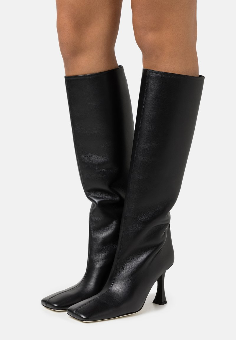 Proenza Schouler - Laarzen met hoge hak - nero