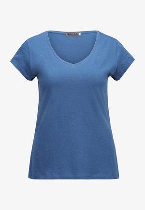 Basic T-shirt - acero
