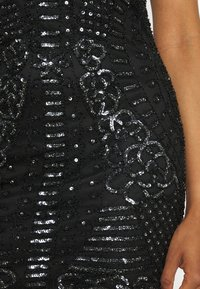 Molly Bracken - LADIES DRESS - Cocktail dress / Party dress - snake black - 5