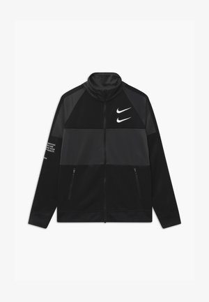 Training jacket - black/anthracite/white