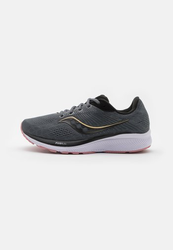 GUIDE 14 - Stabilty running shoes - charcoal/rose