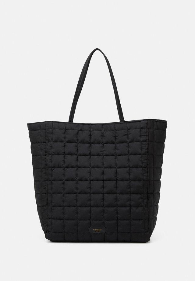 LULIN TOTE - Shopping bag - black