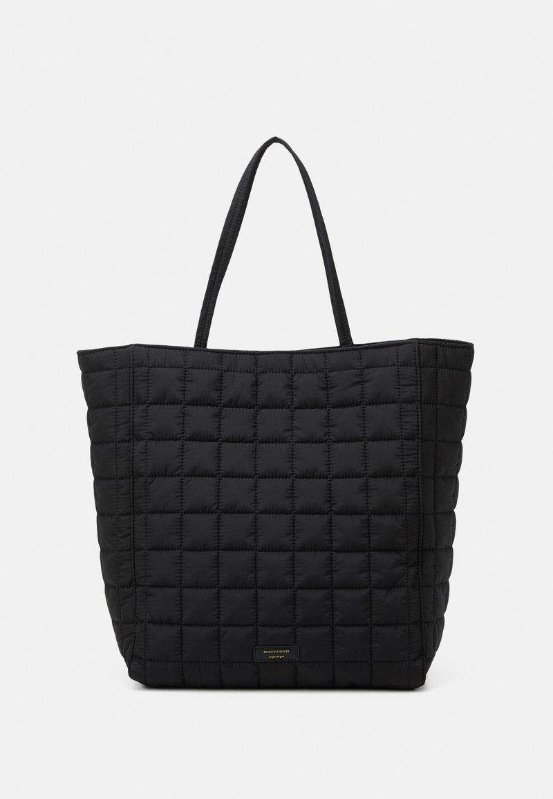 By Malene Birger - LULIN TOTE - Tote bag - black