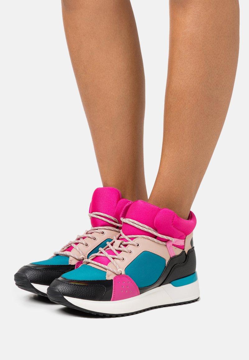 ALDO - ASELAWIA - High-top trainers - multicolor