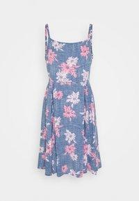 CAMI DRESS - Denní šaty - navy