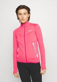 Salewa - PEDROC - Fleece jacket - virtual pink melange - 0