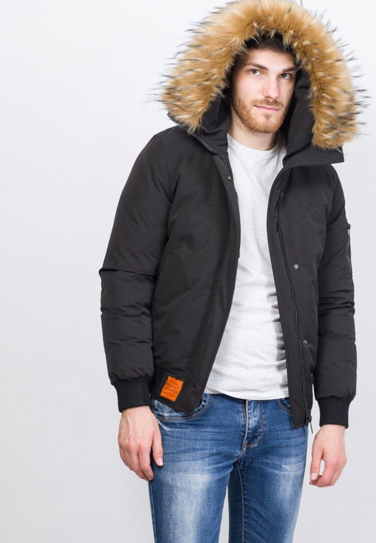 Bombers Aspen - Winterjacke Black