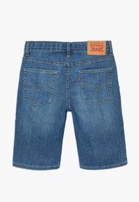 Levi's® - 510 SKINNY - Jeans Short / cowboy shorts - low down - 1