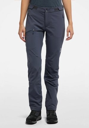 BRECCIA LITE PANT WOMEN - Outdoor trousers - dense blue