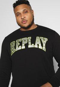 Replay Plus - Sweatshirt - black - 4