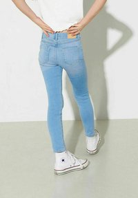 Kids ONLY - Jeans Skinny Fit - light blue denim - 1