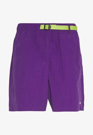 EASY RELAXED TREK  - Shorts - hero purple
