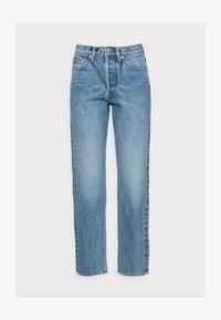 ARKET - Straight leg jeans - clean wash - 4